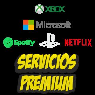 Servicios Premium